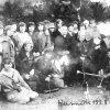 Na wyjeździe w Kurniku 1928