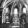 Wnętrze kościoła parafialnego w Mysłowicach.