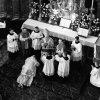 Prymas Hlond jako konsekrator biskupa Tadeusza