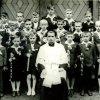 Z dziećmi I Komunijnymi