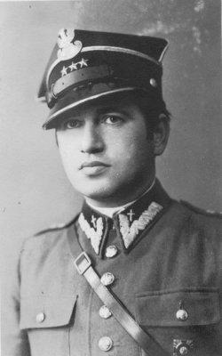 Ks. R. Marszałek TChr - 1945, zbiory IPN