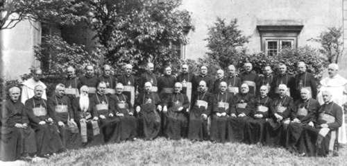 Episkopat Polski na Jasnej Górze - 24.05.1946